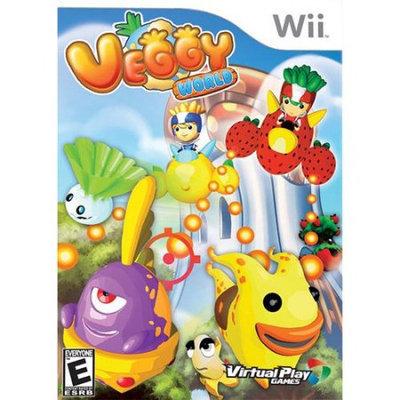 Maximum Family Games 441035 Veggy World Wii