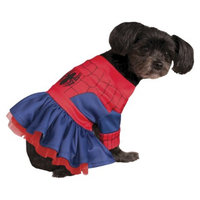 Spiderman Marvel Spider Girl Pet Costume - Small
