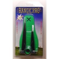Range Pro Re-Useable Rubber Golf Tee, Green, 1.75IN
