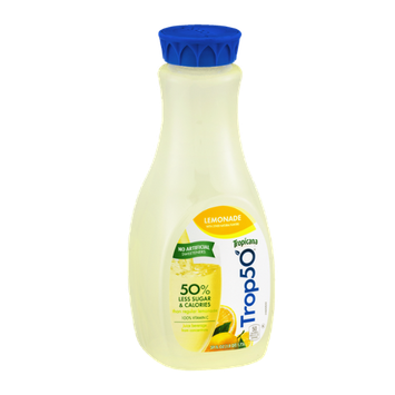 Tropicana Trop50 Lemonade