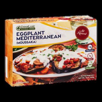 CedarLane Eggplant Mediterranean Moussaka