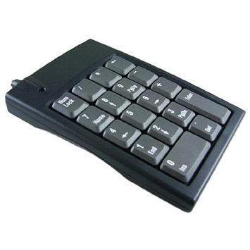 Genovation 18-Key MicroPad 631 Numeric Keypad