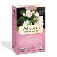 Numi Organic Tea White Rose White Tea