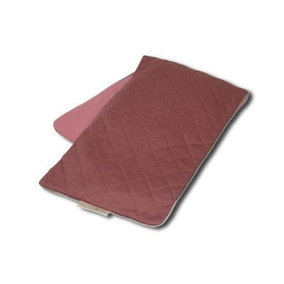 Relaxso Aromatherapy Bamboo Body / Neck Wrap, Quilt Bamboo Cranberry