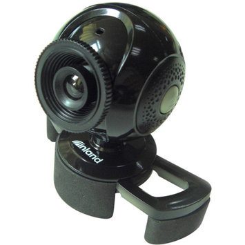 Inland 2MP Webcam with Microphone