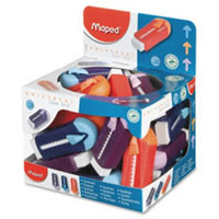 Helix HLX512000 Universal Gomstick Erasers Classpack Pack of 20