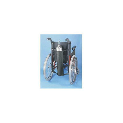 Complete Medical Supplies Wheelchair Oxygen Bag Black 27 L x 5 Diameter - 1969