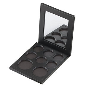 Japonesque 8-Pan Combo Shadow Palette with Mirror