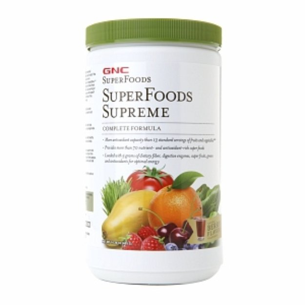 Nature S Way Super Greens Protein Review