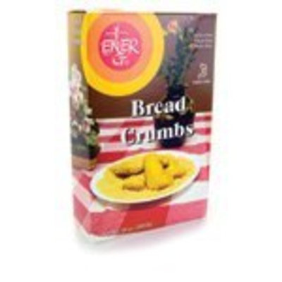 Ener-G Bread Crumbs Gluten and Wheat Free -- 10 oz