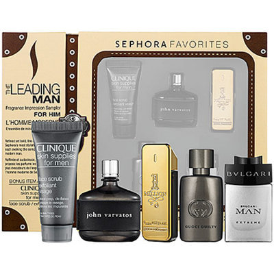 Sephora Favorites The Leading Man Fragrance Impression Sampler For Him
