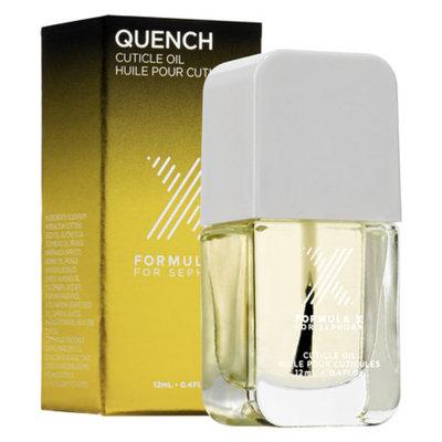 Formula X QUENCH - Cuticle Oil 0.4 oz