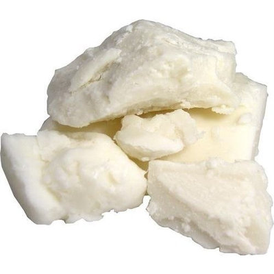 Skin Beauty Solutions 100% Pure Unrefined Raw SHEA BUTTER - (1 Pound) from the nut of the African Ghana Shea Tree.