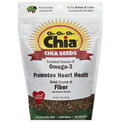 Ch- Ch- Ch- Chia Ch-Ch-Ch-Chia Chia Seeds, 16 oz