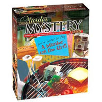 BePuzzled Murder on the Grill Murder Mystery Party Game Ages 16+
