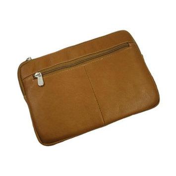Piel Leather Mini Zip Laptop & 10