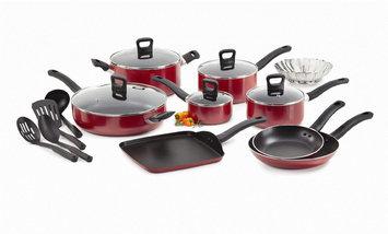 T-fal Corporation T-fal 18 Piece Non Stick Cookware Set - T-FAL CORPORATION