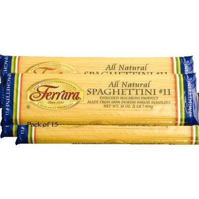Ferrara Spaghettini, pack of 15