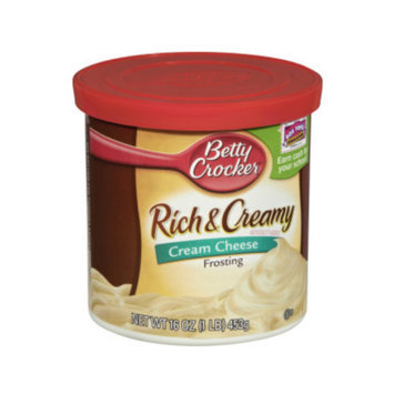 Betty Crocker Cream Cheese Frosting 16oz