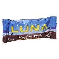 Luna Caramel Nut Brownie Nutrition Bar for Women