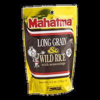 Mahatma Long Grain & Wild Rice with Seasonings