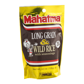 Mahatma Long Grain & Wild Rice with Seasonings
