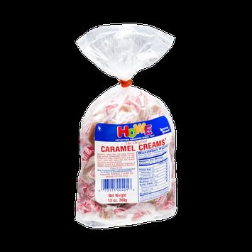 Howe Caramel Creams Candy