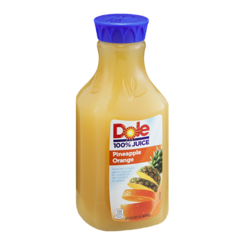 Dole 100% Juice Pineapple Orange