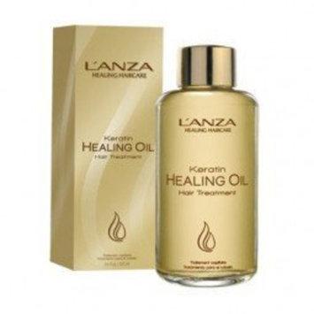 L'Anza Lanza Keratin Healing Oil Treatment 3.4 Ounces