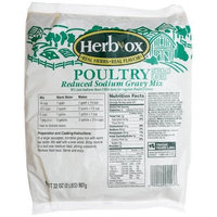 Hormel Poultry Gravy Mix, Reduced Sodium, 32-Ounce Units (Pack of 2)