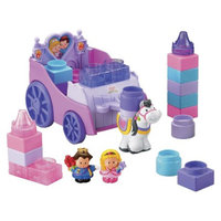 Fisher-Price Little People Builders Build 'n Drive Carriage
