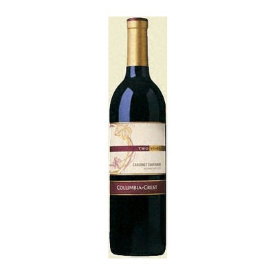 Columbia Crest Two Vines Cabernet Sauvignon 2010
