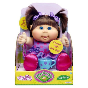 Cabbage Patch Kids Tea Party Toddler, Brunette, Blue Eyes, Caucasian