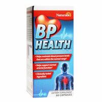 Naturade BP Health, Capsules, 60 ea