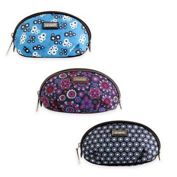 Hadaki Origami Cosmetic Pouch Fantasia Floral - Hadaki Ladies Cosmetic Bags