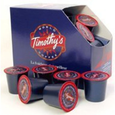 Timothy's WINTER CARNIVAL - Box of 24 k-cups