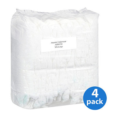 Attends Extra Absorbency XX-Large Protective Underwear