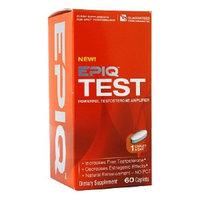 Muscletech EPIQ - Test Powerful Testosterone Amplifier - 60 Caplets