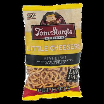 Tom Sturgis Artisan Little Cheesers Pretzels