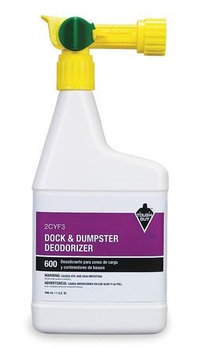Tough Guy Liquid Deodorizer (Size 1 qt, Floral). Model: 2CYF3