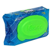 Kleenex  Splash 'n Go! Alcohol Free Hand and Face Wipes, Travel Pack - 14 ea