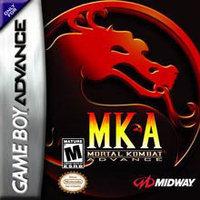 Midway Mortal Kombat Advance