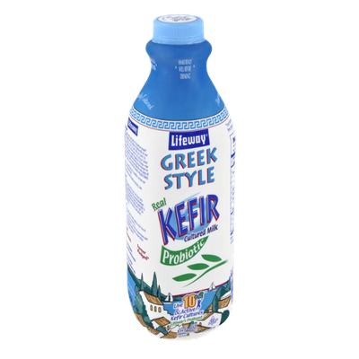 Lifeway Greek Style Kefir Cultured Milk