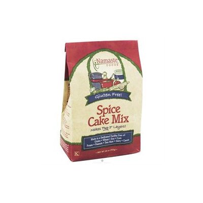 Namaste Foods Spice Cake mix 26 oz (737 g)