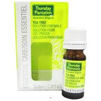 Thursday Plantation Tea Tree Solution for Nails - 0.33 fl oz
