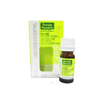 Thursday Plantation Tea Tree Solution for Nails - 0.33 fl oz