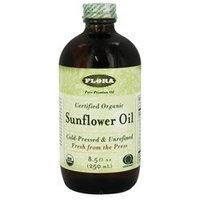 Flora - Sunflower Oil Certified Organic - 8.5 oz.