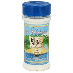 FunFresh Foods Portuguese Sea Salt Fine - 7.43 oz