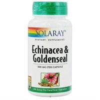 Solaray - Echinacea & Goldenseal 500 mg. - 100 Capsules