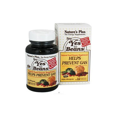 Nature's Plus - Say Yes To Beans - 60 Vegetarian Capsules